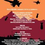 Fareddizi li basi. Giornata informativa sull'occupazione militare in  Sardegna