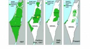 palestinian-loss-of-land-1948-2009