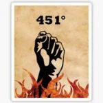 Lioce, Fahrenheit 451 e il cemento armato